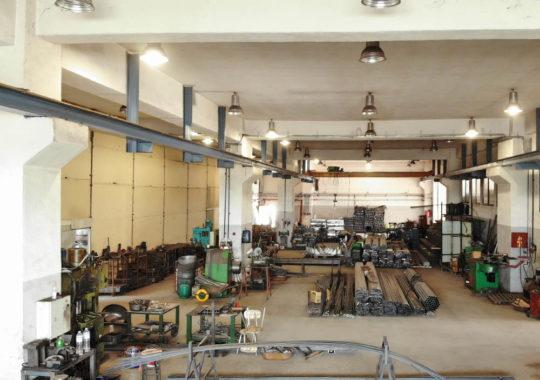 Εργοστάσια κατασκευής χειραμαξών